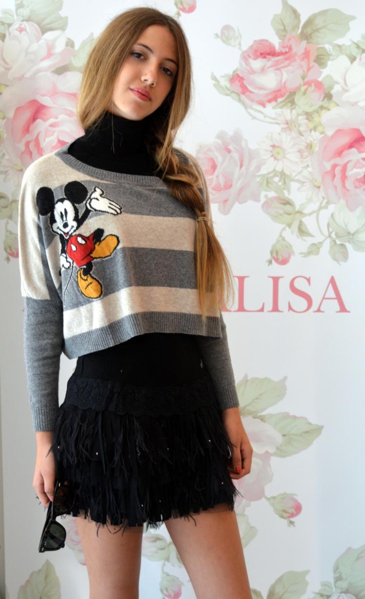 Laia Monnalisa Barcelona Mickey Mouse