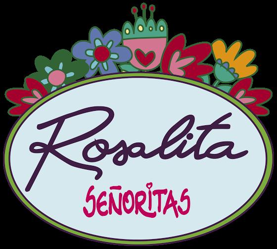 rosalita logo moda infantil y juvenil