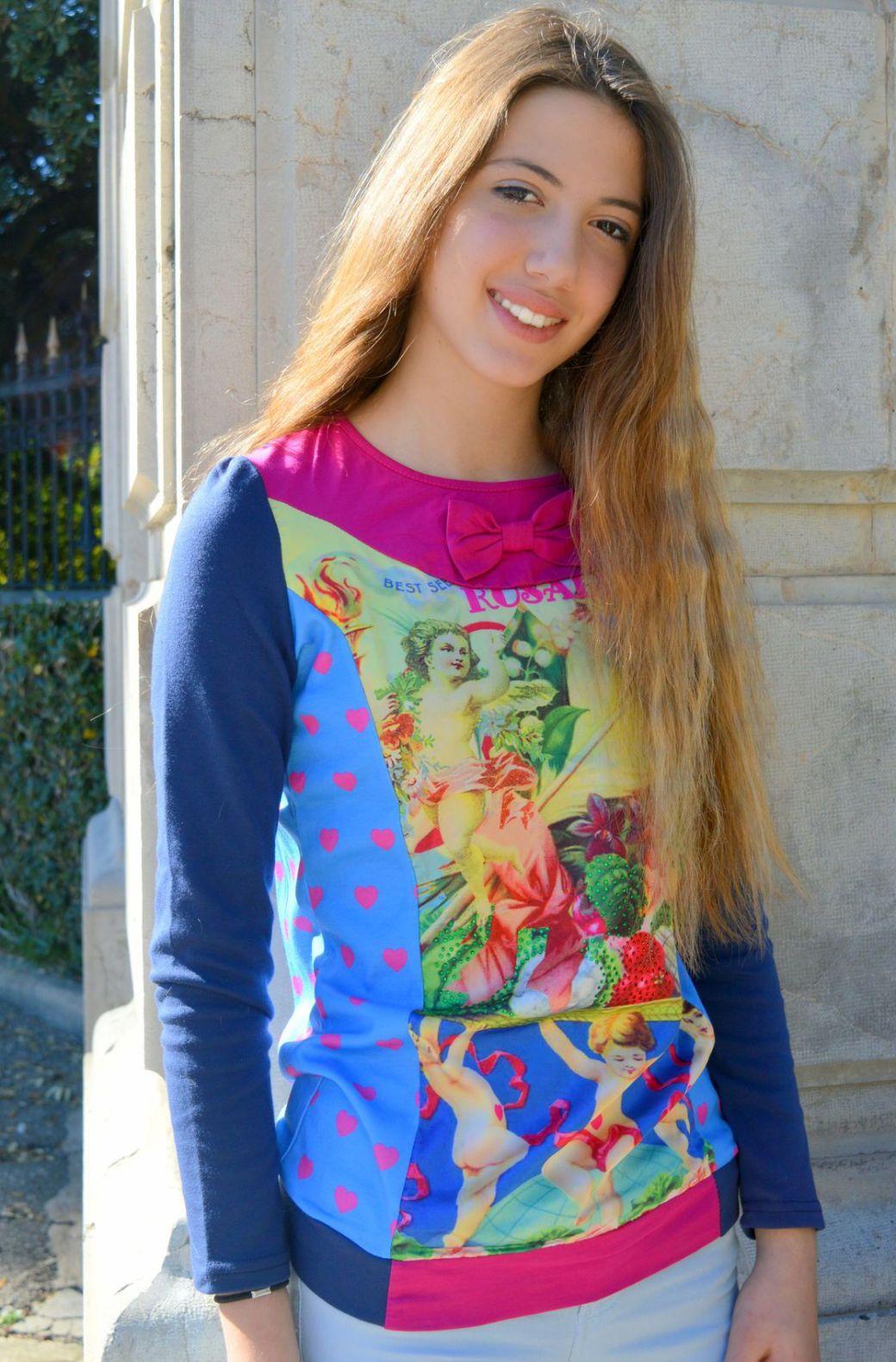 rosalita señoritas moda infantil y juvenil 1