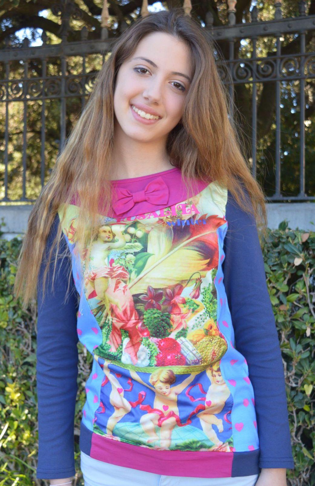 rosalita señoritas moda infantil y juvenil 12
