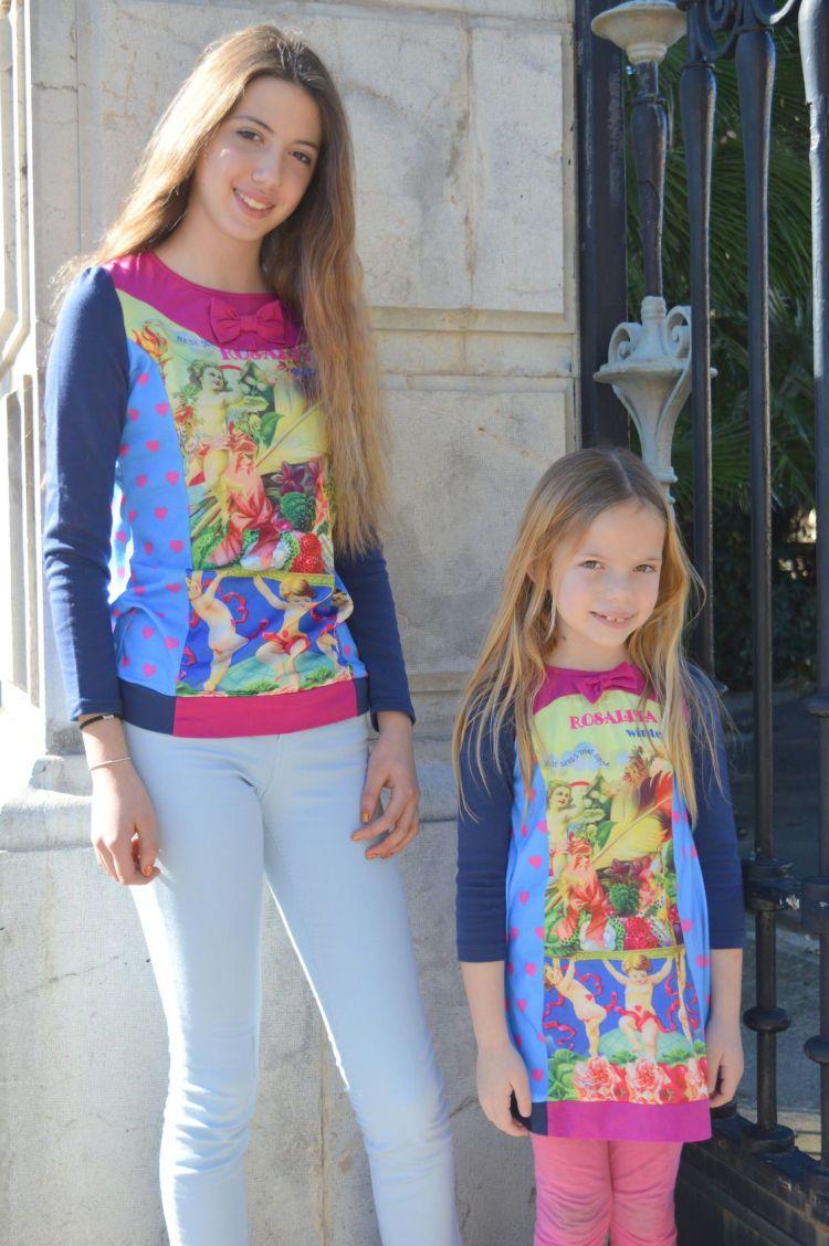 rosalita señoritas moda infantil y juvenil