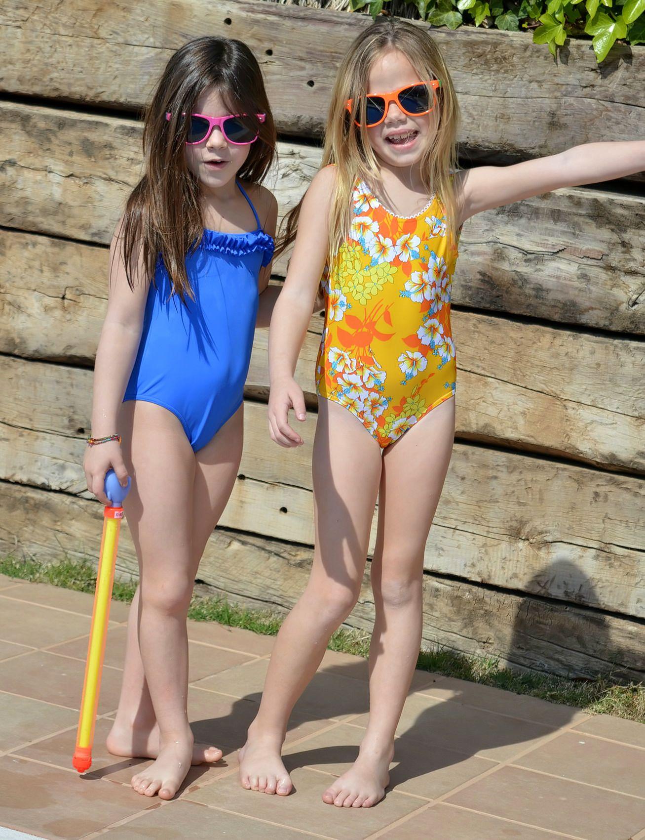 moda infantil bano