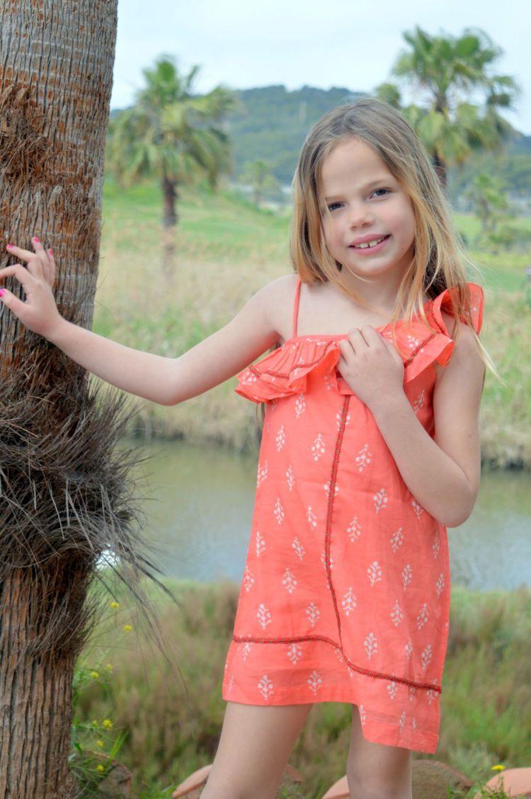 oh soleil moda infantil y juvenil trendy pink ladies blog