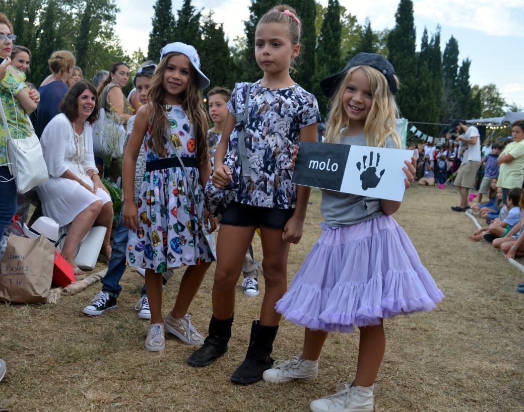 MOLO white summer trendy pink ladies blog de moda infantil y juvenil
